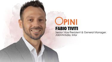 Fabio Tiviti, Senior Vice President & General Manager, ASEAN-India, Infor