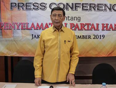 Wiranto Resmi Mundur dari Wanbin Partai Hanura