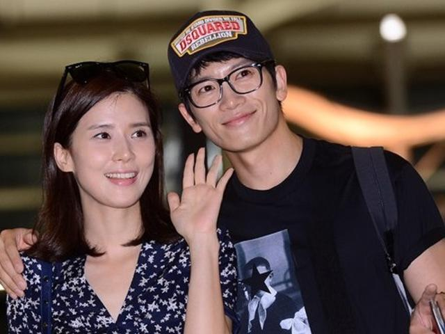 Ji Sung dan Lee Bo Young Sambut Kelahiran Anak Kedua - News & Entertainment  Fimela.com