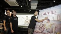 Poster film Taufiq: Lelaki yang Menantang Badai (Kapanlagi.com)