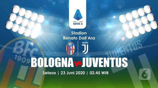 Prediksi Bologna Vs Juventus Menanti Hasil Diskusi Sarri Dan Ronaldo Bola Liputan6 Com