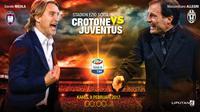 Crotone vs Juventus (Liputan6.com/Abdillah)