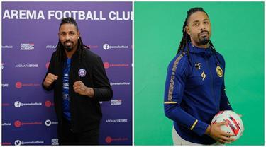 7 Potret Carlos Fortes yang Kini Resmi Jadi Andalan Baru Arema FC