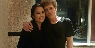 Ahmad Albar dan Dewi Sri Astuti (Instagram/dewiye04)