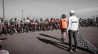 126 Pembalap Sepeda Ikut ASC Cycling Challenge Seri 2 (Ist)