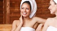 Kulit bersih, sehat dan kencang bisa didapatkan karena sauna. (Foto: www.zliving.com)