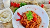 Ilustrasi makanan pedas (sumber: Pixabay)
