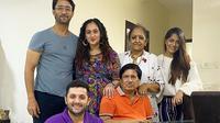 Menikah pada November 2020 lalu, Ruchikaa Kapoor kini tengah hamil. (Sumber: Instagram/@shaheernsheikh)