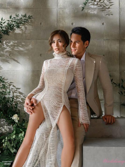 Tidak terasa, dua tahun sudah Jessic Iskandar dan Richard Kyle menjadi sepasang kekasih. Memang, tahun ini sebenarnya menjadi rencana mereka menikah. Namun karena adanya pandemi Covid-19, keduanya memutuskan untuk menunda sampai kondisi aman. (Instagram/inijedar)