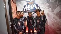 Tim Alter Ego yang bertanding di pentas MPL Indonesia Season 4.  (FOTO / Montoon)