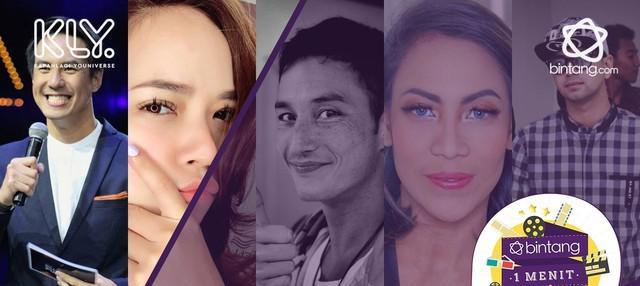 Lima artis ini sukses jadi mak comblang teman artis mereka hingga ke pelaminan.