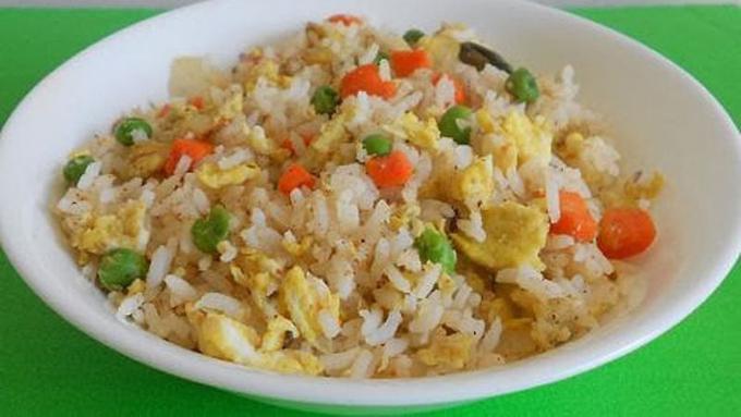 Tanpa Kecap Simak Resep Membuat Nasi Goreng Putih