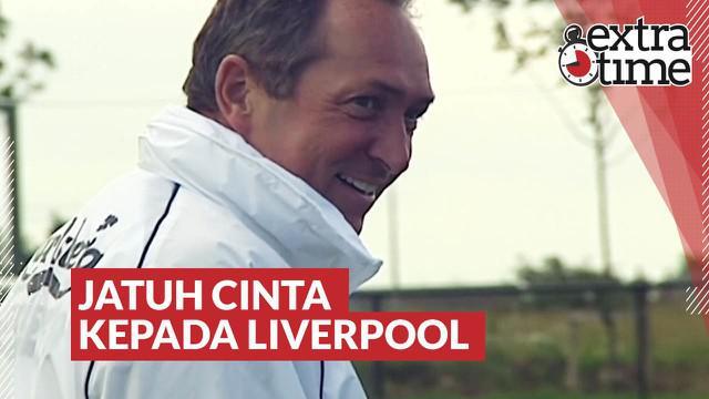 Berita video Extra Time kali ini membahas kisah jatuh cinta seorang pelatih yang baru saja meninggal dunia, Gerard Houllier, kepada Liverpool.