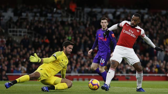 Drama-drama yg Memanaskan Pertemuan Liverpool Vs Arsenal – Inggris