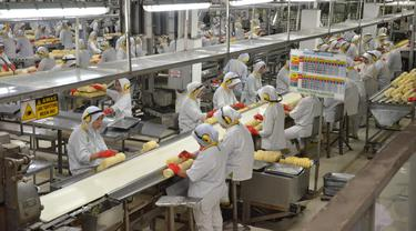 Industri pengolahan