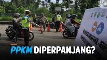 VIDEO: PPKM di Seluruh Wilayah Indonesia Berakhir Hari Ini, Bagaimana Hasilnya?
