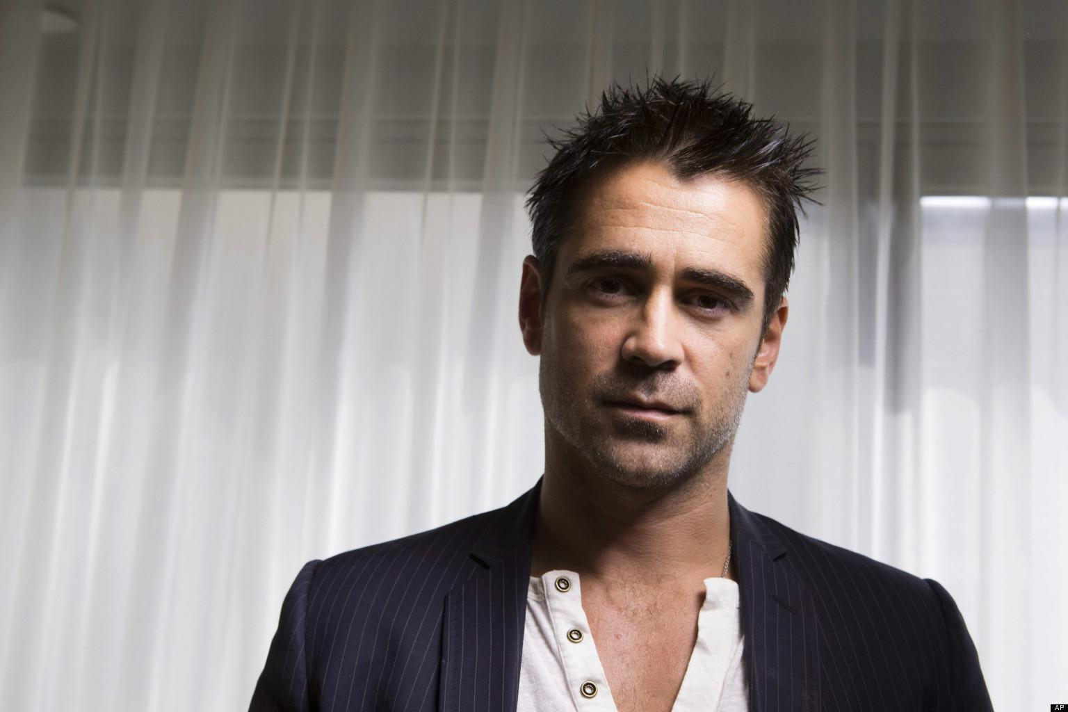 Colin Farrell (Huffington Post)