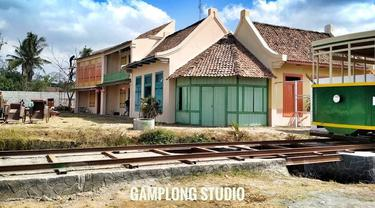 Studio Alam Gamplong di Yogyakarta