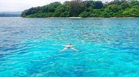 Pantai Panaitan di Ujung Kulon memiliki pemandangan yang sangat  indah (Dok.Instagram/@liburanhemat.id/https://www.instagram.com/p/BpJc68shzMO/Komarudin)