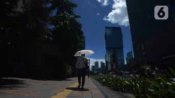 Cuaca Besok Selasa 21 September 2021, Jakarta Cerah Pagi dan Siang