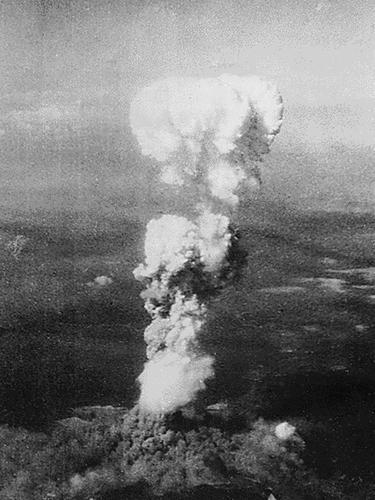 PHOTO: Menyeramkan, Ini Penampakan Kota Hiroshima yang Hancur Usai di Bom Atom