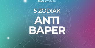 5 Zodiak Anti Baper