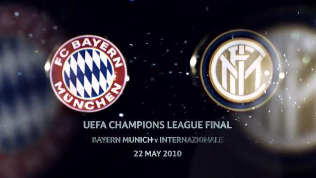 Berita video flashback Liga Champions, momen Jose Mourinho yang menangani Inter Milan membungkam Bayern Munchen pada partai final yang digelar di Santiago Bernabeu, Madrid, 22 Mei 2010.