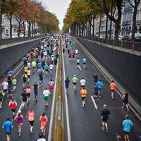 Ilustrasi Marathon | unsplash.com/@mzemlickis
