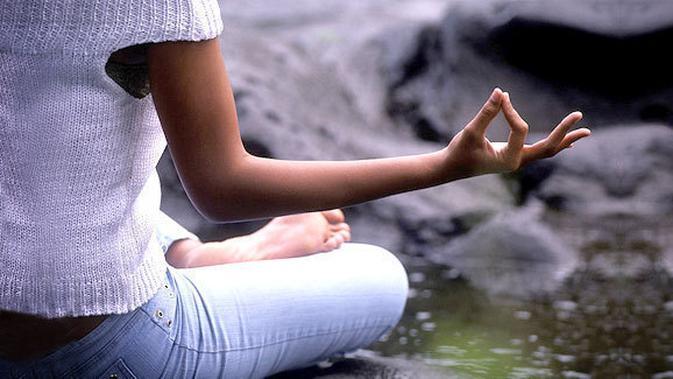 Cara Mengecilkan Betis Dengan Gerakan Yoga 2 Beauty Fimela Com