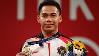 Peraih Medali Olimpiade Eko Yuli Bongkar Rahasia Sukses Wujudkan Mimpi di Tengah Keterbatasan