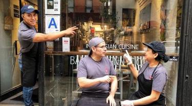 Mengenal Resto Bali Kitchen New York yang Dijarah Saat Demo George Floyd