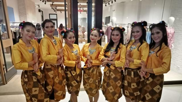 Gaya Tradisional Campur Modern, Ini Dia Sosok dibalik Pembuatan Koreografi Indonesia Menari 2018