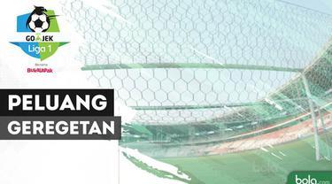 Berita video momen peluang-peluang yang bikin geregetan pada pekan ke-4 Gojek Liga 1 2018 bersama Bukalapak.