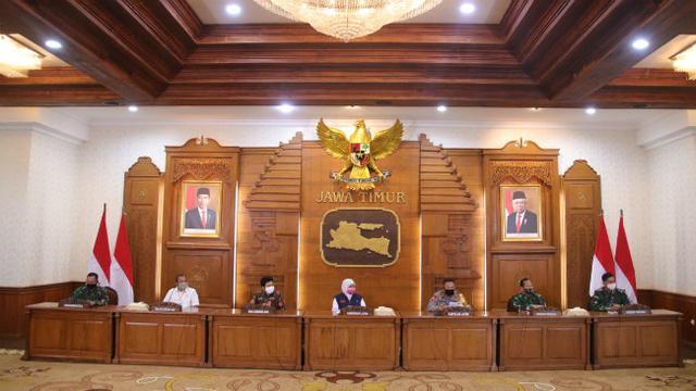 Update Corona COVID-19 Jawa Timur pada 1 Agustus 2020