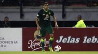 Mahmoud Eid - Pemain asal Palestina keturunan Swedia ini bergabung dengan Persebaya pada 2020 setelah meninggalkan klub Liga Swedia, Kalmar FF. (Bola.com/Yoppy Renato)