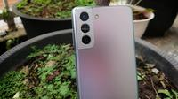 Kamera Belakang Samsung Galaxy S21+. Liputan6.com/Mochamad Wahyu Hidayat