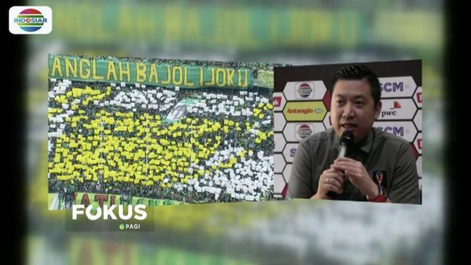 Klasemen Piala Presiden 2019 Com News: Panitia Piala Presiden 2019 Apresiasi Bonek Dan Bonita