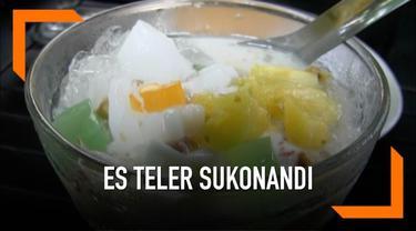 Bulan Suci Ramadan sebentar lagi datang. Sudah terbayang beragam hidangan berbuka. Di Yogyakarta, salah satu hidangan yang laris adalah Es Sukonandi.