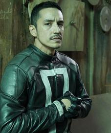 Gabriel Luna, pemeran Ghost Rider di Agents of S.H.I.E.L.D. (Marvel / ABC)