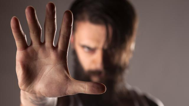 Jari tangan pria (iStock)