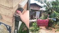 6 Bentuk Pagar Rumah Ini Nyeleneh Banget, Antimainstream (sumber: Instagram.com/dagelan dan Instagram.com/receh.id)