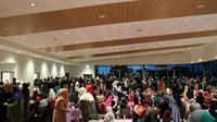 Buka puasa WNI di Perth yang digelar di Mills Park Center, Beckenham. (Dokumentasi KJRI Perth)