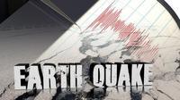 Kepanikan terjadi setelah gempa mengguncang Bengkulu pada Minggu, 10 April 2016.