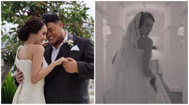 Bagikan Tanggal Pernikahan, ini 6 Potret Ivan Gunawan dan Bella Aprilia Pakai Baju Pengantin