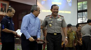 Polisi tengah menggali kemungkinan adanya pasal-pasal pidana umum yang bisa diterapkan dalam perkara dugaan permintaan saham PT Freeport Indonesia atau kasus 'Papa Minta Saham' yang diduga dilakukan mantan Ketua DPR Setya Novanto.