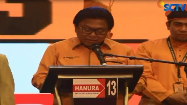 Dalam rakernas ini, salah satu agenda yang akan dibahas adalah tentang calon presiden yang akan diusung Hanura.