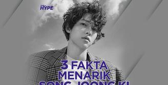 Bagaimana cerita di balik kehidupan Song Joong Ki? Yuk, kita cek video di atas!