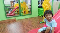 Tempat Penitipan Anak atau Taman Pengasuhan Anak memengaruhi jenjang karier ibu pekerja. (Liputan6.com/Fitri Haryanti Harsono)