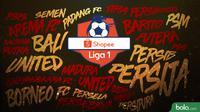 Shopee Liga 1 Logo (Bola.com/Adreanus Titus)