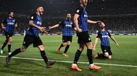 Inter Milan (MARCO BERTORELLO / AFP)